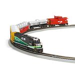 HO GP50 Iron Horse Train Set, NS/Eco