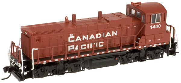 Emd Mp15dc Square Air Filter W Dcc Canadian Pacific