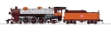 HO USRA 4-6-2 Heavy Pacific - Sound and DCC - Paragon3 -- Milwaukee Road 177 (Chippewa, gray, maroon, orange)