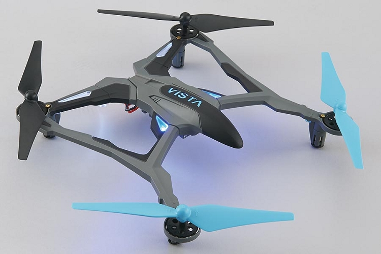 Be - thesis of uav - quadcopter
