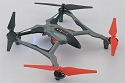 Vista UAV Quadcopter RTF - Red