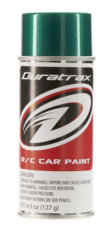 Pc266 Polycarb Spray Paint Metallic Green 4 5 Oz