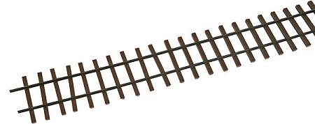Micro-Engineering, On30 Code 70 Weathered Flex Track (6/pk)