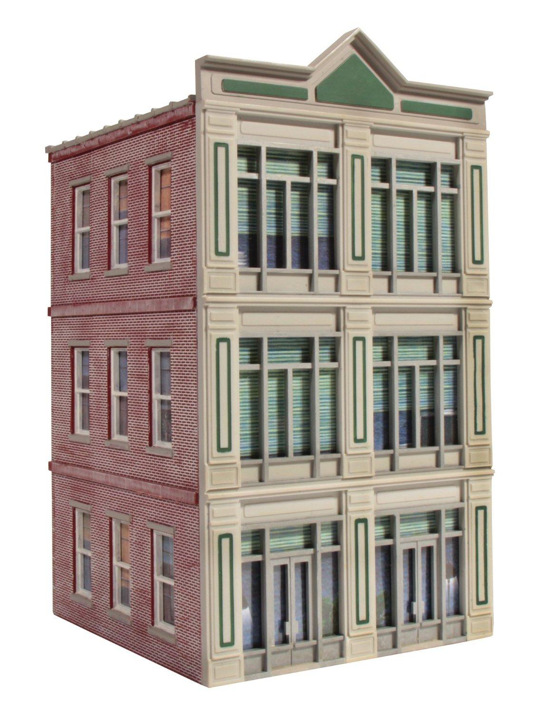 3 Story Buildings Modern House