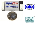 RailPro (TM) Command Control Component -- Locomotive Module w/Direct Radio(TM) without Sound