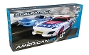 American GT 1/32 Scale Slot Car Set