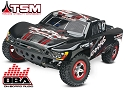 Slash VXL:  1/10 Scale 2WD Short Course Racing Truck with TQi Traxxas Link Enabled 2.4GHz Radio System, On-Board Audio, & Traxxas Stability Management (TSM)