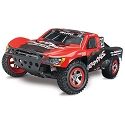 Nitro Slash: 1/10-Scale Nitro-Powered 2WD Short Course Racing Truck with TQi Traxxas Link Enabled 2.4GHz Radio System and Traxxas Stability Management (TSM)