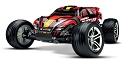Nitro Rustler:  1/10-Scale Nitro-Powered 2WD Stadium Truck with TQi Traxxas Link Enabled 2.4GHz Radio System & Traxxas Stability Management (TSM)