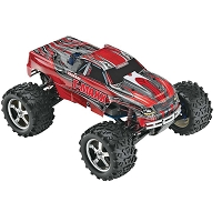 T-Maxx 3.3:  1/10 Scale Nitro-Powered 4WD Maxx Monster Truck with TQi 2.4GHz Radio System, Traxxas Link Wireless Module, and Traxxas Stability Management (TSM)