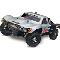 Slayer Pro 4X4: 1/10-Scale Nitro-Powered 4WD Short Course Racing Truck with TQi Traxxas Link Enabled 2.4GHz Radio System & Traxxas Stability Management (TSM)