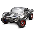 Slash 4X4 Platinum:  1/10 Scale 4WD Electric Short Course Truck with Low CG chassis