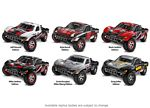 Traxxas, Slash RTR w/ TQ 2.4 Radio& 7-cell NIMH Battery& Char