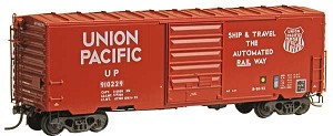 HO 40' PS-1 Boxcar - Union Pacific #910229