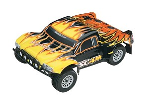 1/18 SC4.18 RTR 2.4GHz w/Battery & Charger