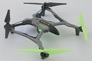 Vista UAV Quadcopter RTF - Green