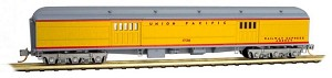 Micro-Trains, 147 00 060, 70' Heavyweight Baggage Car - Union Pacific #1736