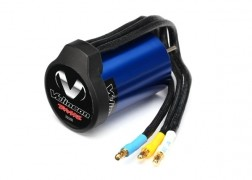 Motor, Velineon 3500, brushless (assembled with 12-gauge wire and ...