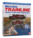 Ready-for-Fun Train Set -- Canadian Pacific
