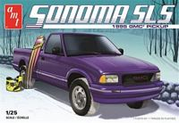 AMT 1/25 1995 GMC Sonoma Pick Up Plastic Model Kit