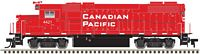 Atlas HO EMD GP38-2 w/Sound & DCC -- Canadian Pacific #4401