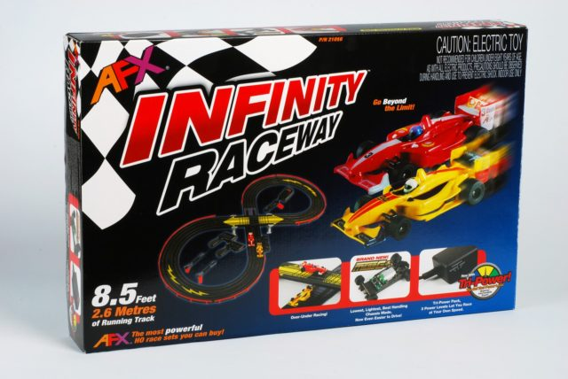 Infinity Race Set TTP MG+