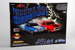 Muscle Car Shootout Set w/Digital Lap Counter, 23'