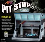 Pit Stop  - Holographic Theater