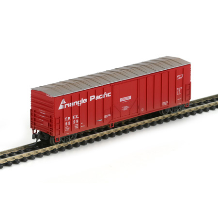 N RTR 50' NACC Box/Weather, Triangle Pacific #5529