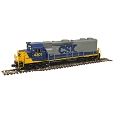N Scale, GP39-2 Phase 1 DCC/Ready - CSX