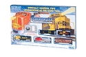 Digital Commander Train Set - E-Z Command(R) -- Santa Fe