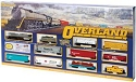 Overland Limited Train Set -- Union Pacific