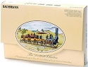 DeWitt Clinton Historic Train Set -- Blue, Yellow