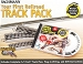 Bachmann HO Your First Railroad Track Pack - E-Z Track(R) -- For 4 x 8 Layout