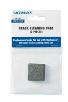 Track Cleaning Car Replacement Pads (2)