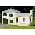 Plasticville U.S.A.(R) Classic Kits -- Two-Story Split-Level House