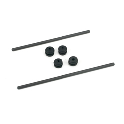 Body Mount Rod & Grommet Set: BCX/2/3