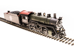 HO 2-8-0 Consolidation - Sound and DCC - Paragon3 -- Great Northern 1142 (green, black, graphite, Boxcar Red)