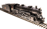 HO USRA 4-6-2 Heavy Pacific - Sound and DCC - Paragon3 -- Canadian National 5297 (black, graphite, red Leaf Logo)