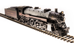 HO USRA 4-6-2 Heavy Pacific - Sound and DCC - Paragon3 -- Canadian Pacific 2317 (gray, maroon, graphite, black)
