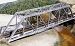 Central Valley, HO Scale 150' Gusseted Truss Bridge Kit