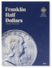 Half Dollar Folder,Franklin,1948-63
