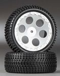 Wheel/Tire Assembled w/Foam Insert BX 4.18 (2)