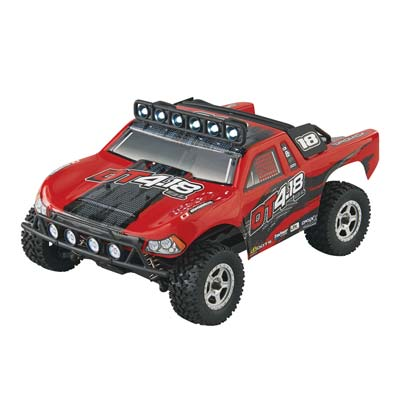 1/18 DT4.18BL Brushless 2.4GHz w/Battery/Charger