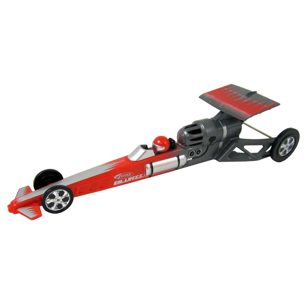 2501N Red Blurzz Dragster