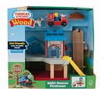 Wood Eco Firehouse - Thomas & Friends(TM) Wooden Railway