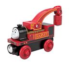 Harvey - Thomas and Friends(TM) Wooden Railway -- Red, Black