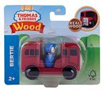 Bertie the Bus - Thomas and Friends(TM) Wooden Railway -- Red