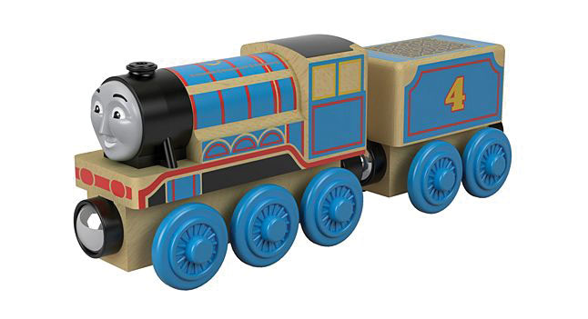 GordonMattel GGG46Wooden Railway Locomotive 2019Thomas /& Friends