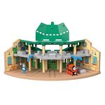 Tidmouth Sheds Roundhouse - Thomas and Friends(TM) Wooden Railway